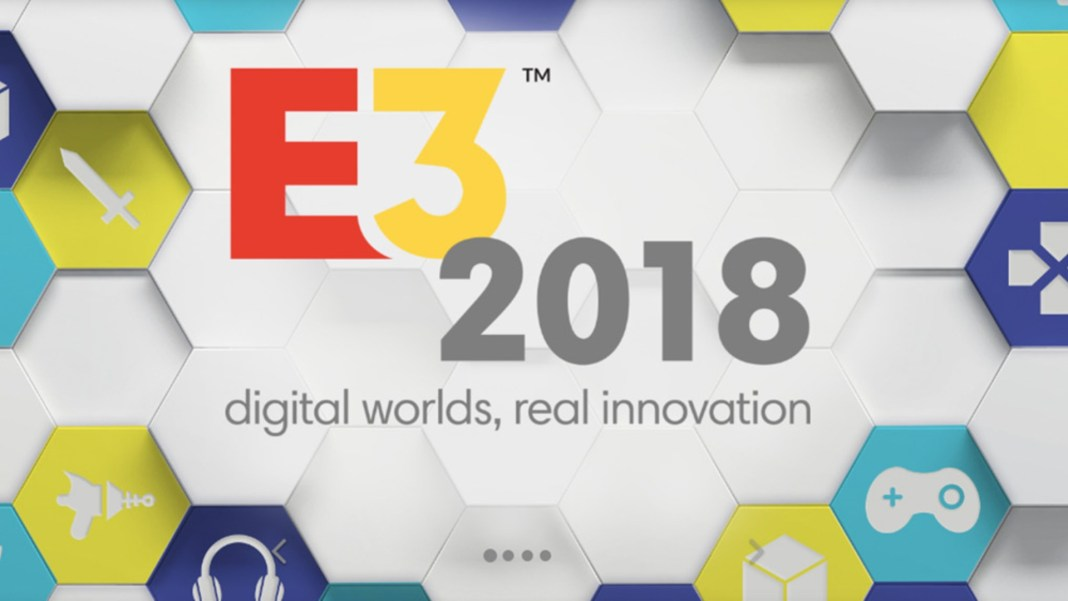 E3 2018 header