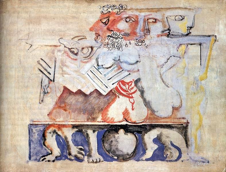 Rothko Antigone-Mandela Antigone