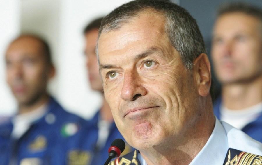 tricarico air force renzi