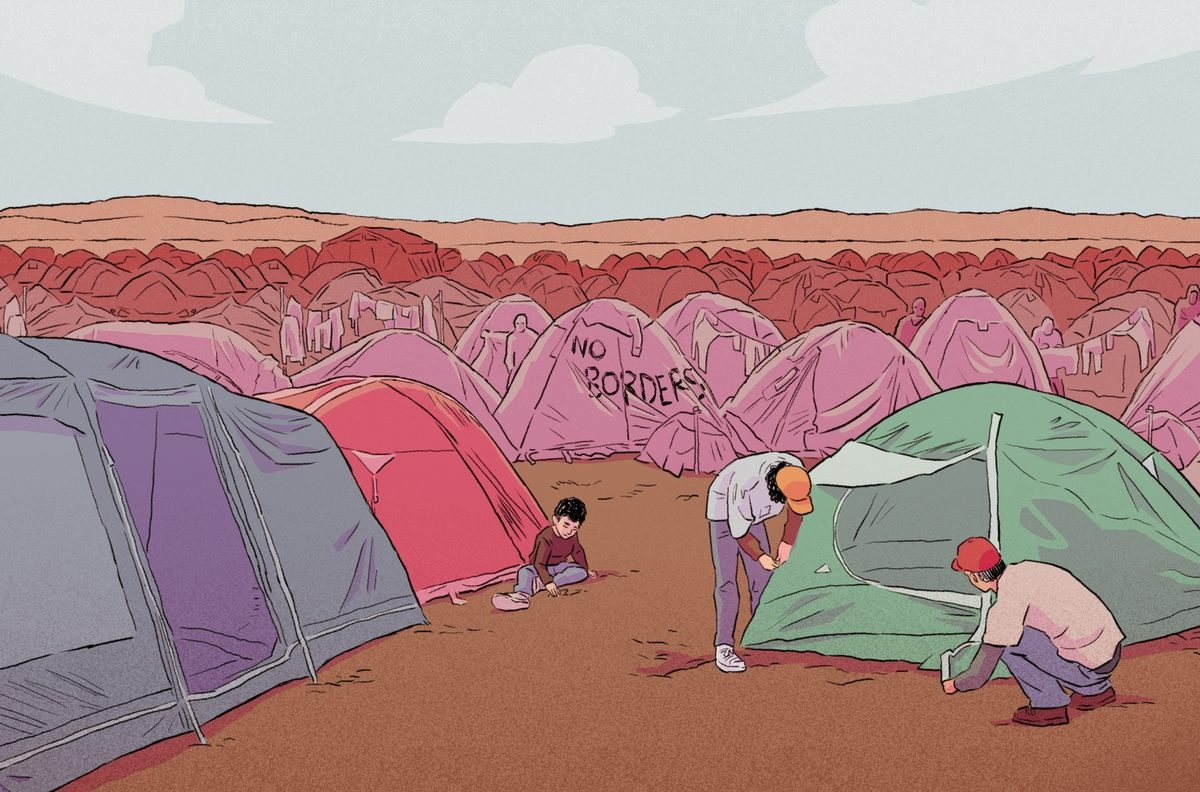 Bury me, my Love: messaggi di immigrazione e speranza