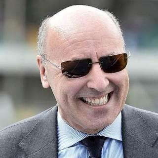 Beppe Marotta, prossimo ex-amministratore delegato della Juventus. Foto: Getty Images.