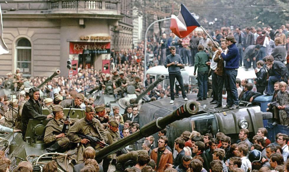 Socialismus ano, okupace ne! La Primavera di Praga vista dagli studenti