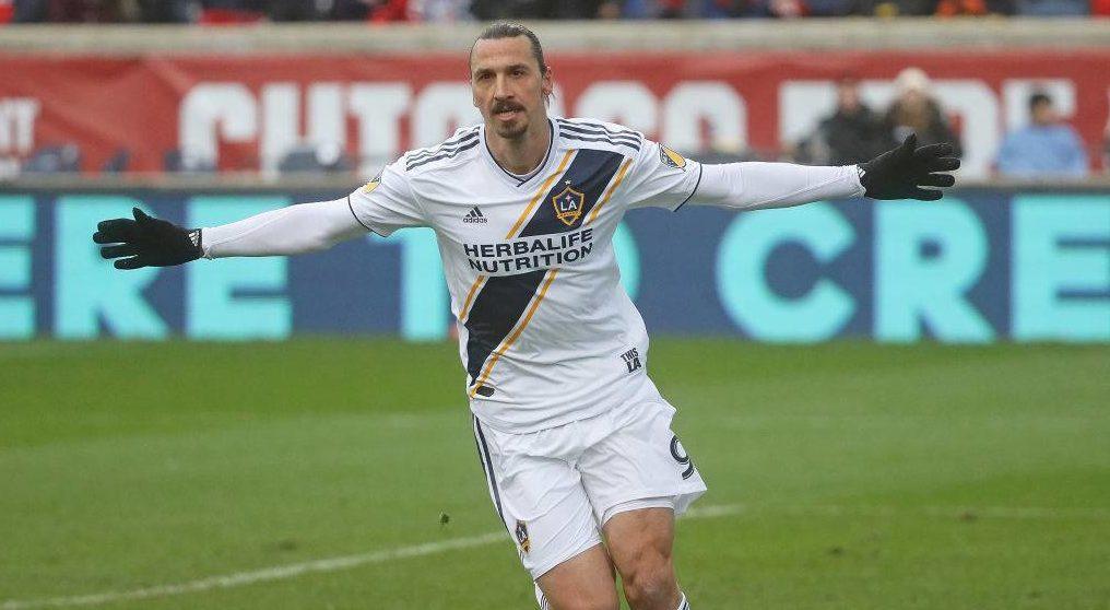 Zlatan Ibrahimovic. Foto: Getty Images.