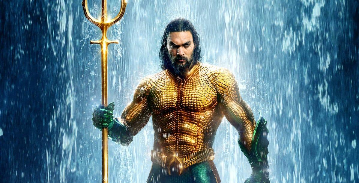 Aquaman – grande impegno, scarsa esecuzione