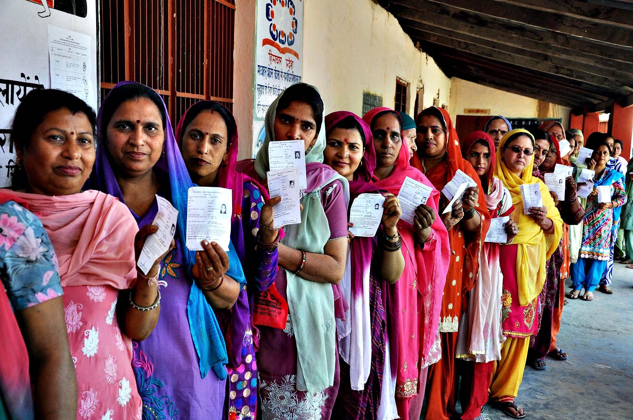 Le elezioni regionali indiane