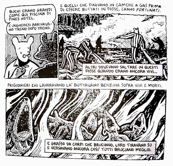 Maus, l'orrore dell'Olocausto a fumetti