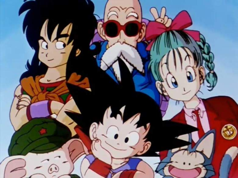 dragon ball unruly heroes