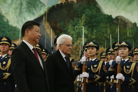 Il presidente Mattarella aveva già manifestato interesse per la Nuova Via della Seta nella sua visita a Pechino nel maggio 2017