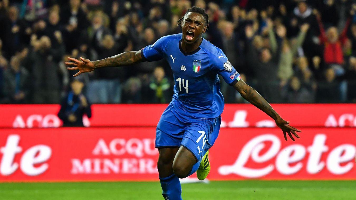 Moise Kean, il nuovo volto della Juventus