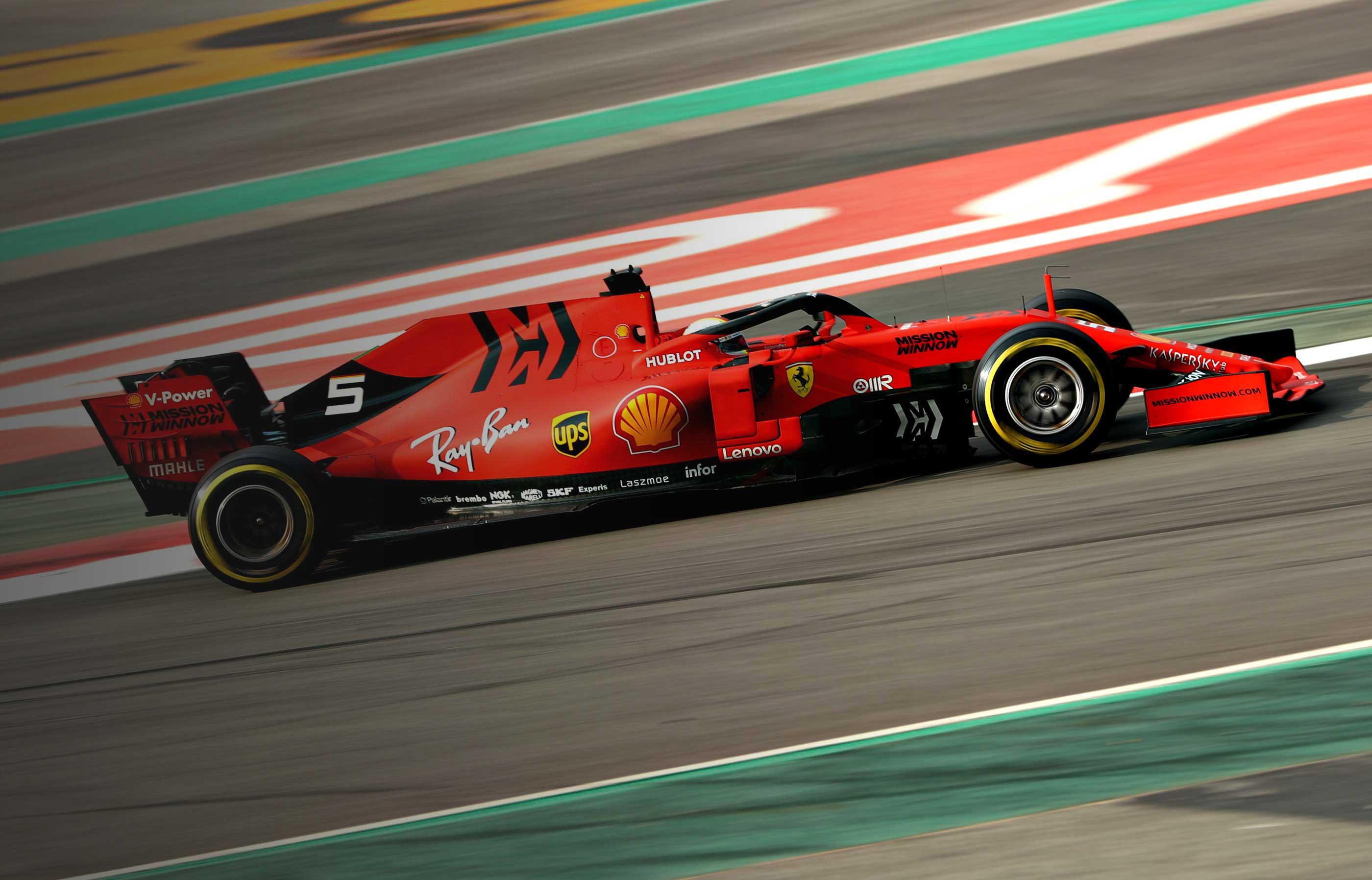 Ferrari, vincere o deludere