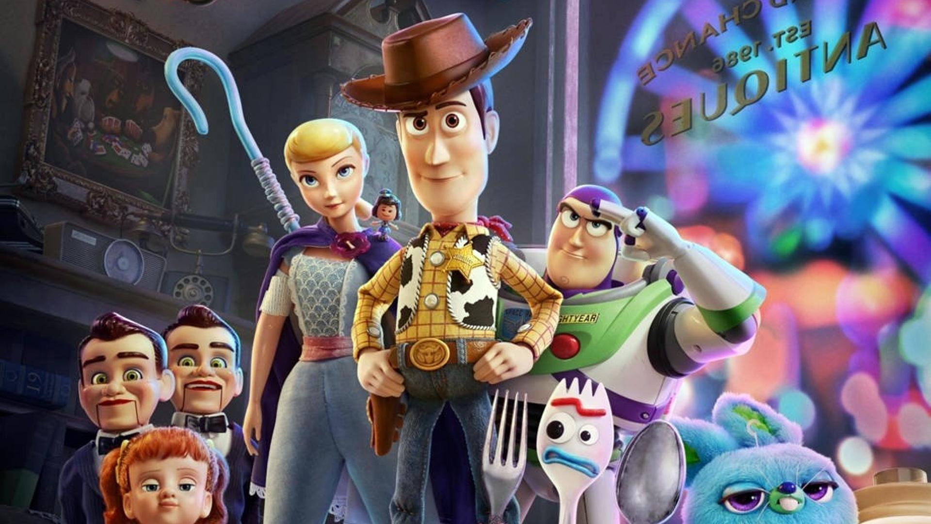 Toy Story 4, una nuova avventura per Woody & Co.