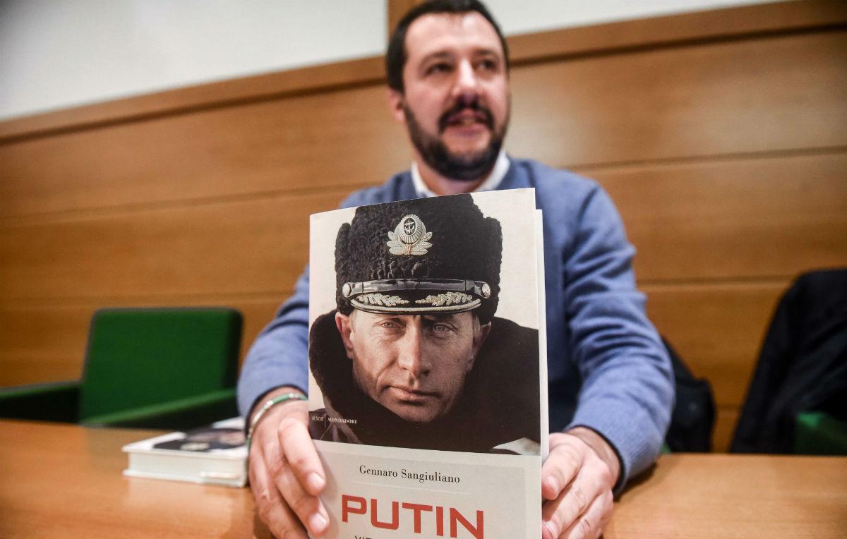 Il caso Lega-Russia non deve finire nel dimenticatoio