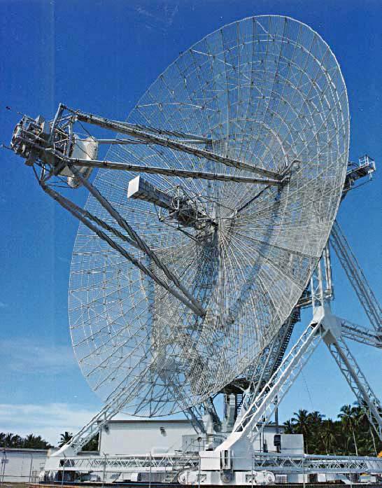 microwave radar antenna