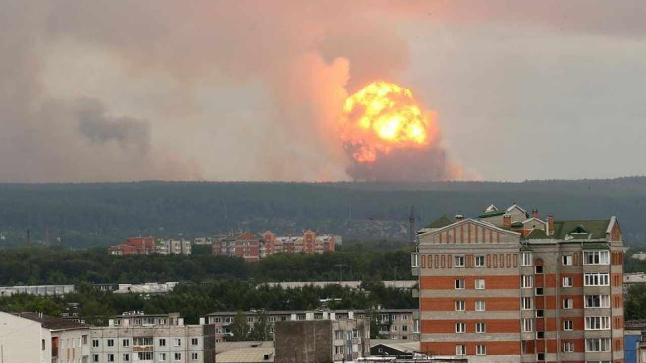 La Russia ama il silenzio, odia le esplosioni