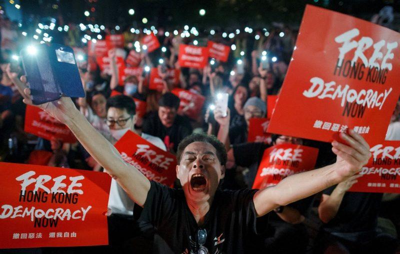 """Hong Kong: continua la protesta dei giovani """"senza futuro"""""""
