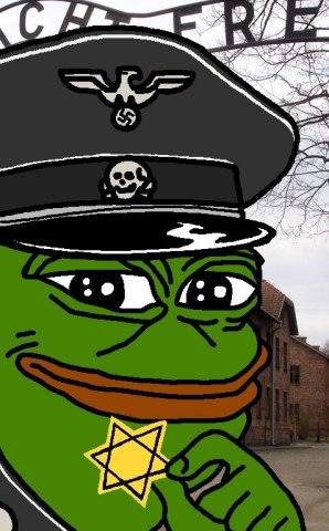nazi rare pepe