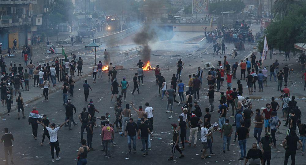 L'Iraq in rivolta: una nazione in cerca di un futuro migliore