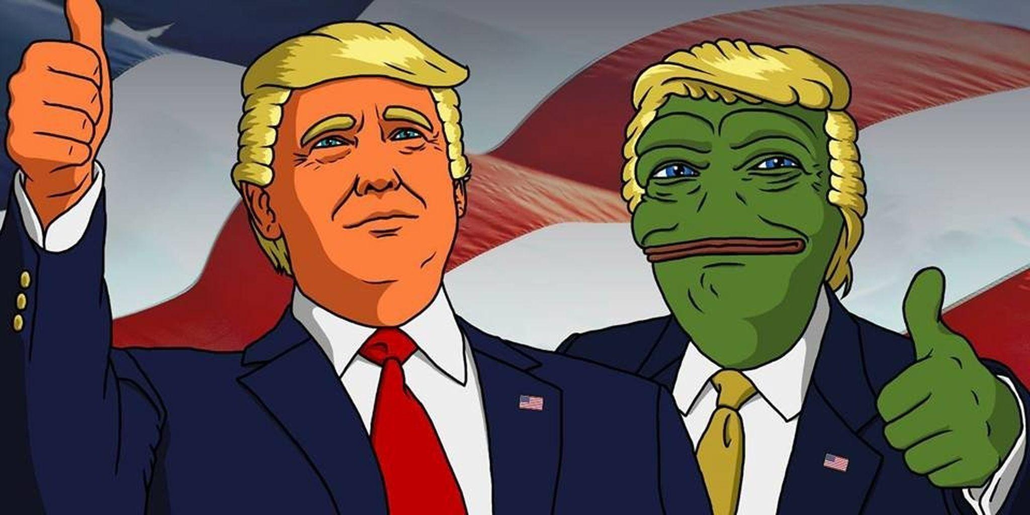 Sememeotica, parte settima: Pepe the Frog è morto, viva Pepe!