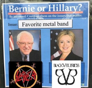 bernie or hillary meme 1