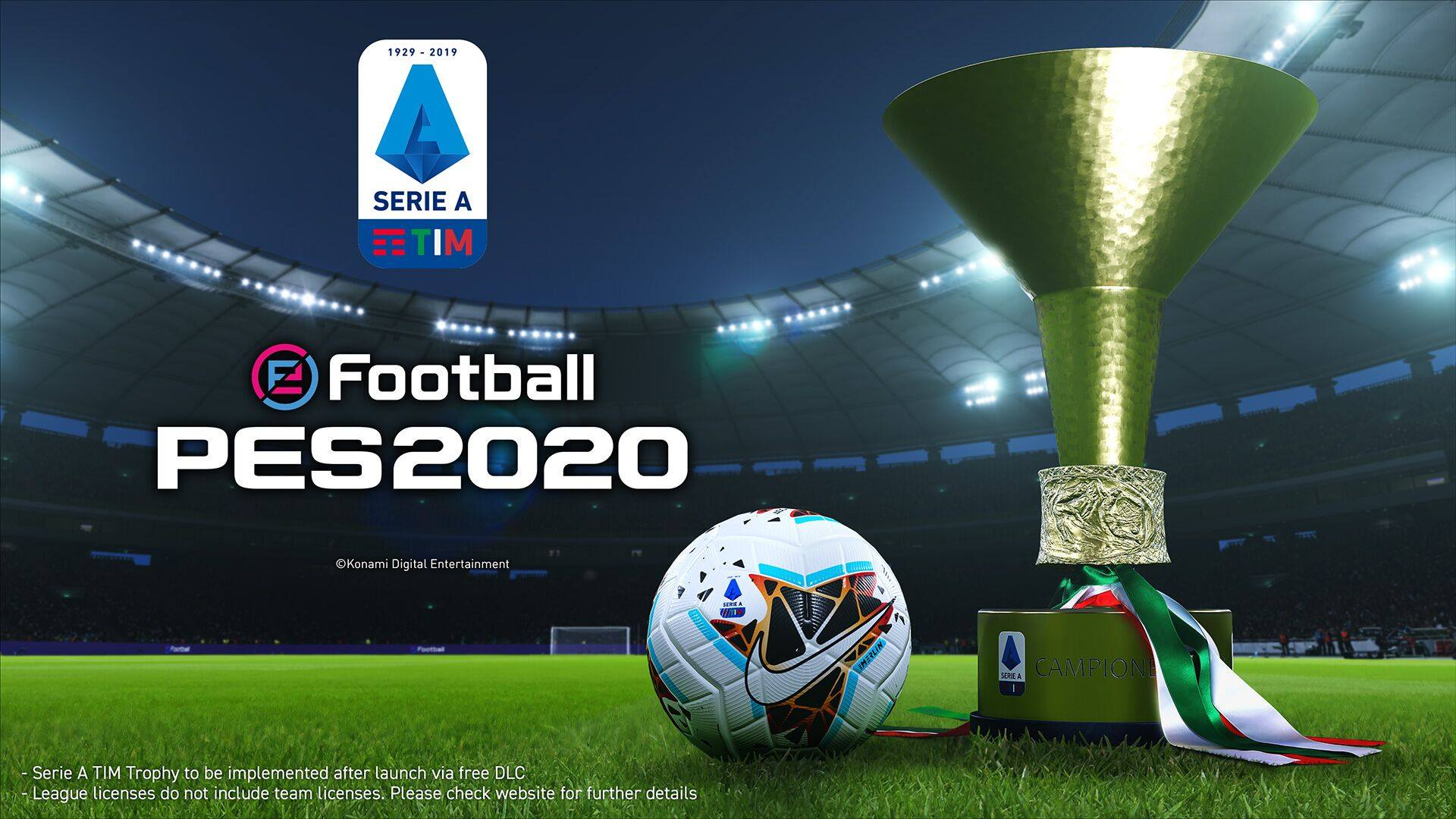 Serie A PES 2020
