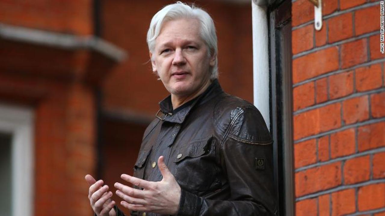 Che fine ha fatto Julian Assange?