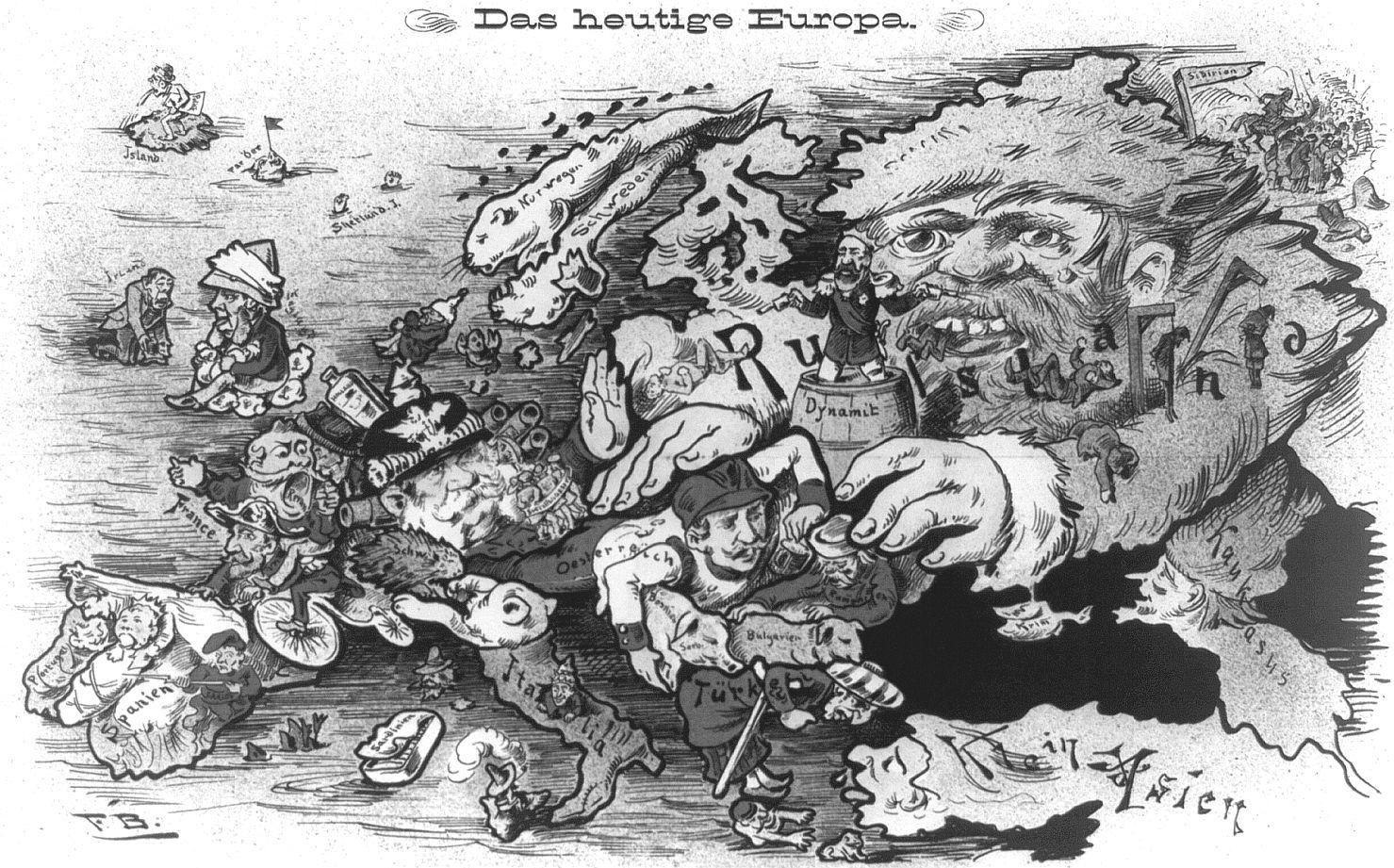 Carichi ingombranti: la Russia, l'Europa, il coronavirus