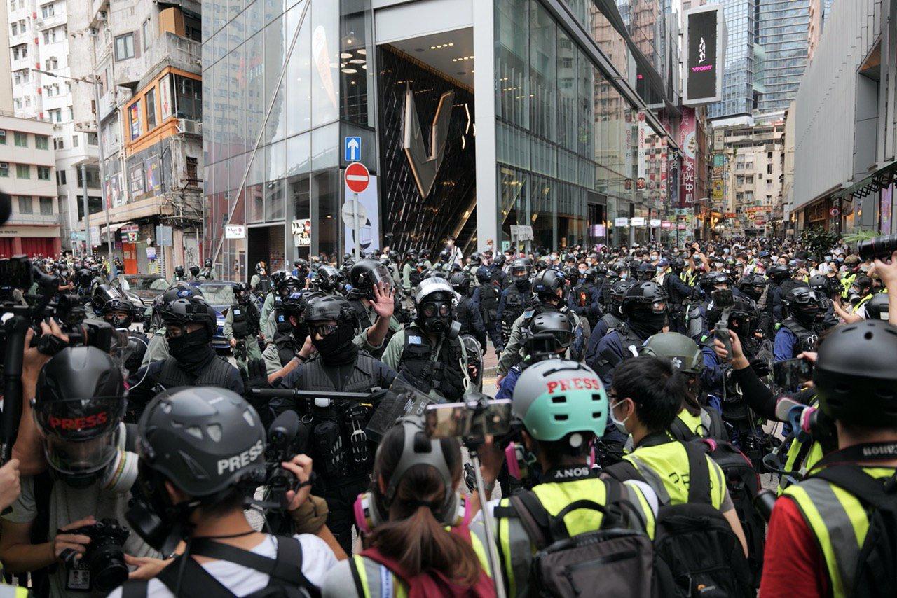 Ancora proteste a Hong Kong: aumenta la stretta della Cina