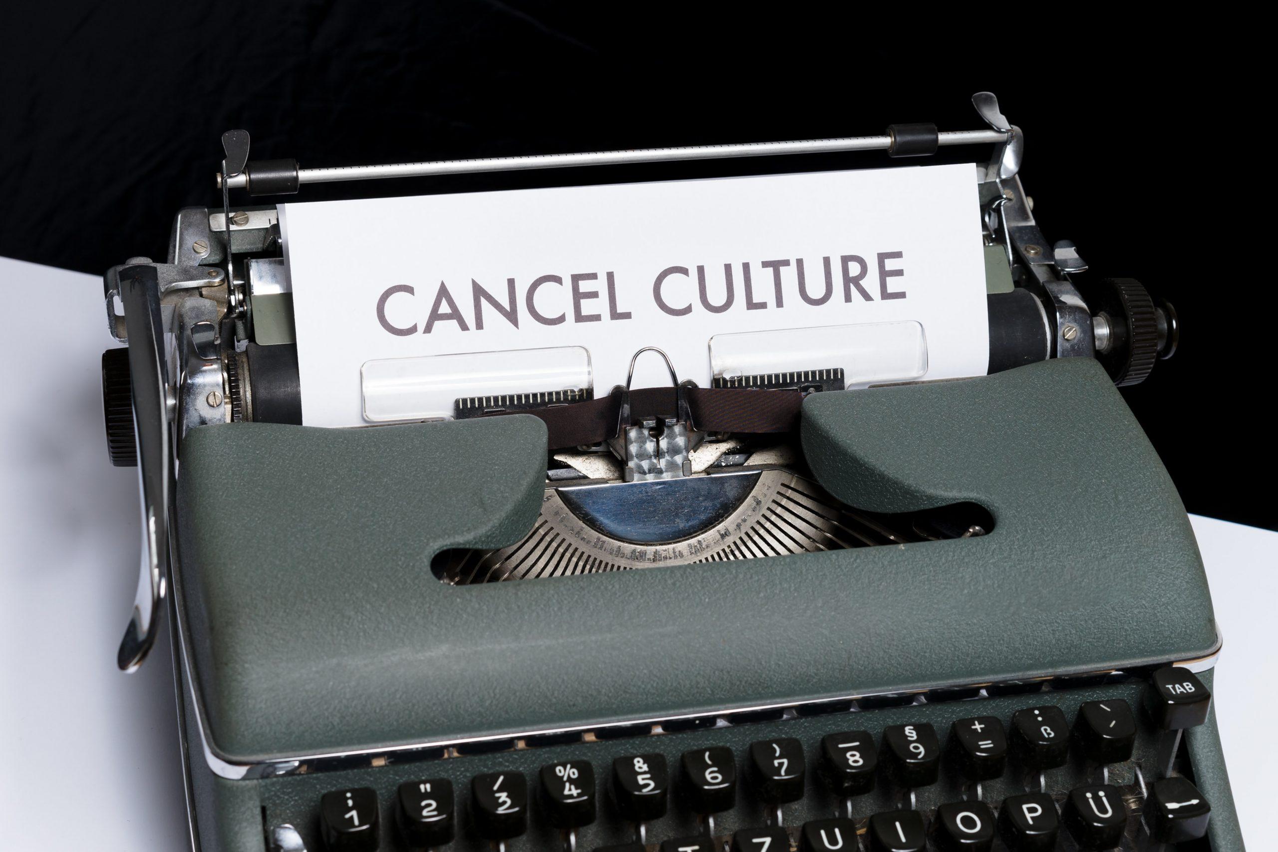 La cancel culture è un problema, la Harper's Letter non è la soluzione