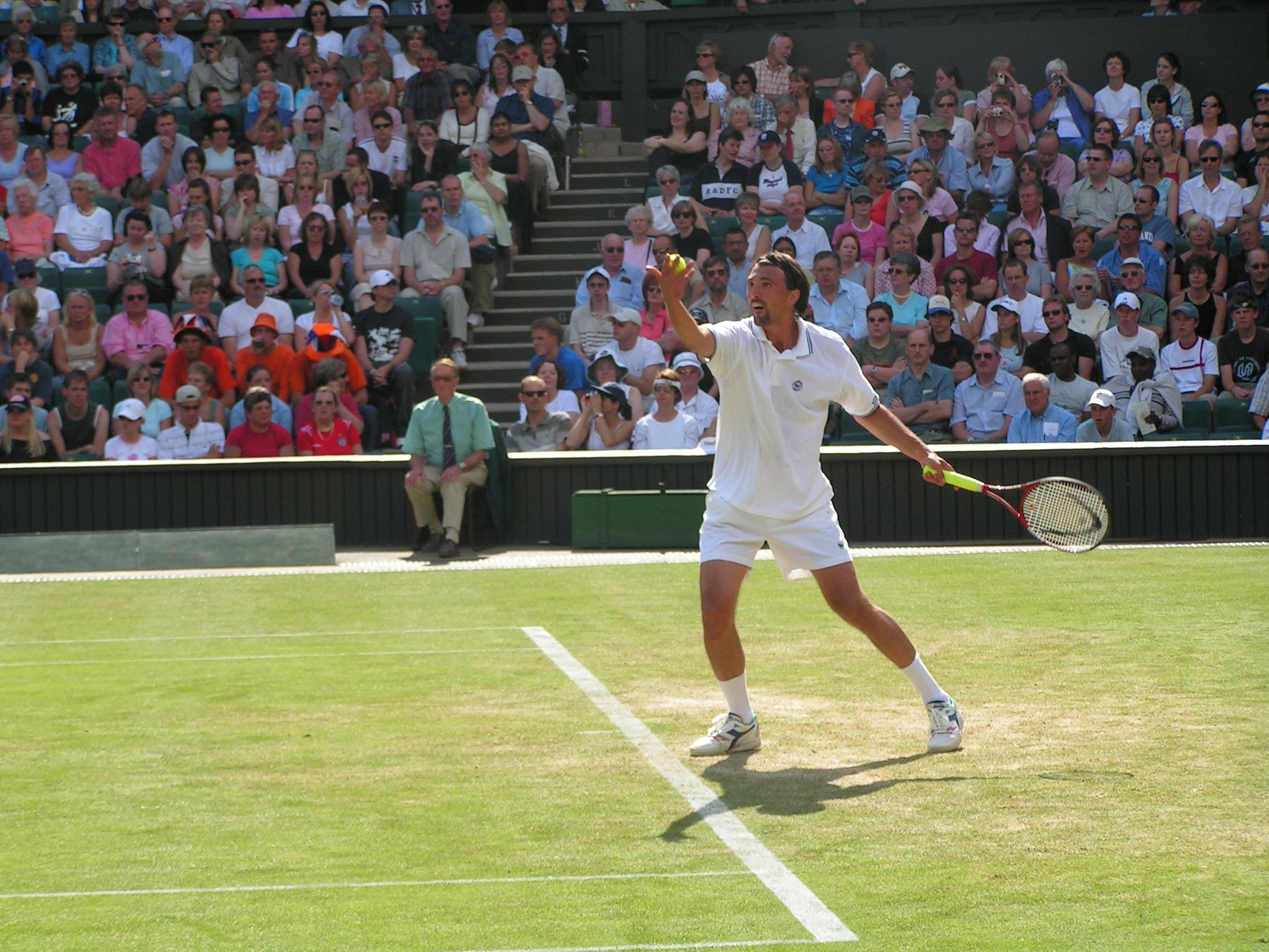 Quando Goran Ivanišević vinse Wimbledon