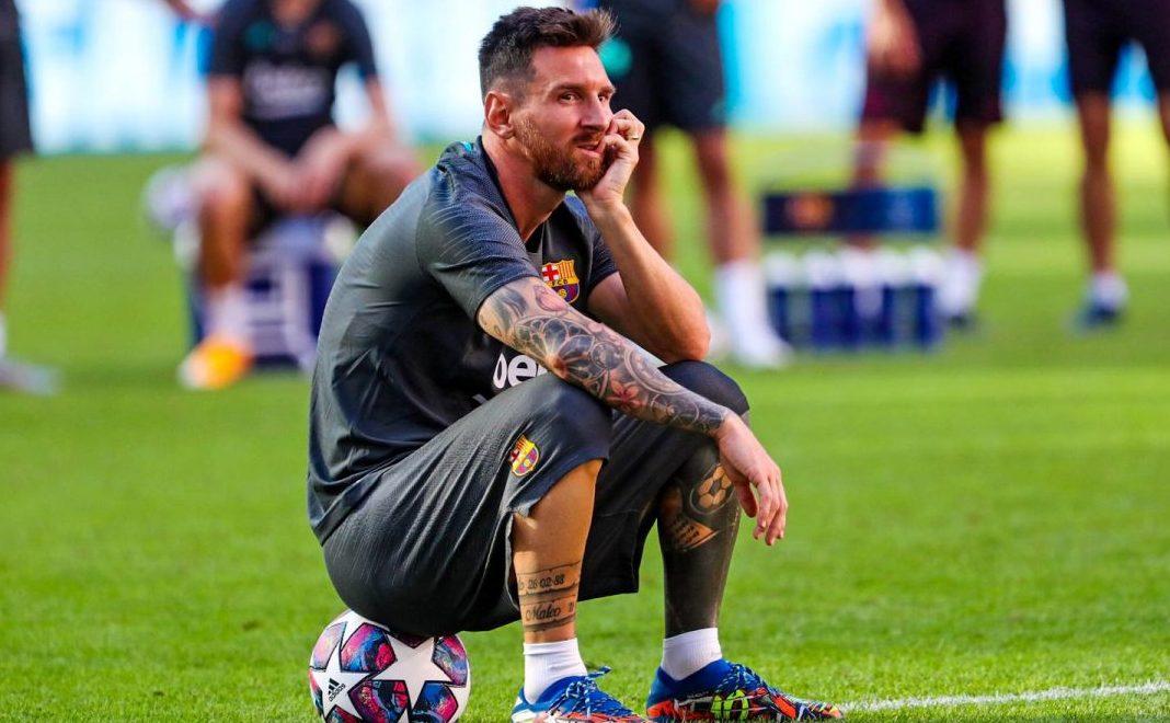 Messi via dal Barça: la fine di un'era?