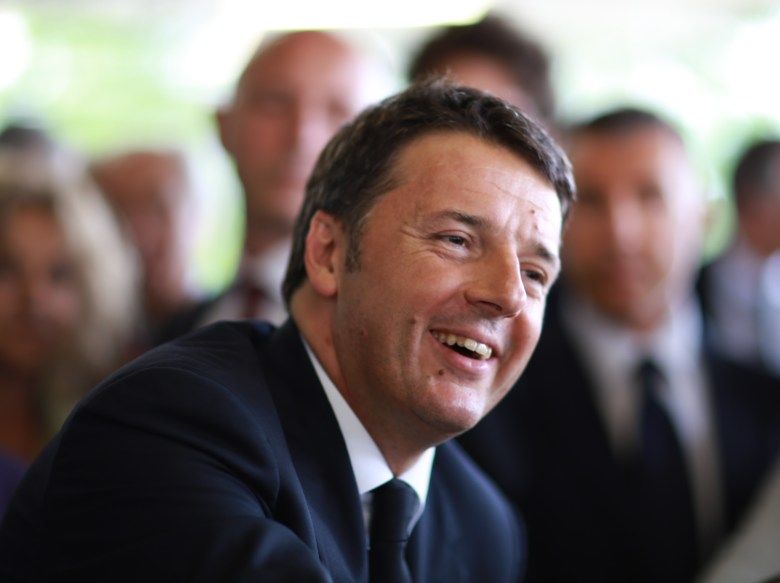Matteo Renzi, leader di Italia Viva, che vorrebbe una riforma sensibile della legge elettorale e del funzionamento del Parlamento.