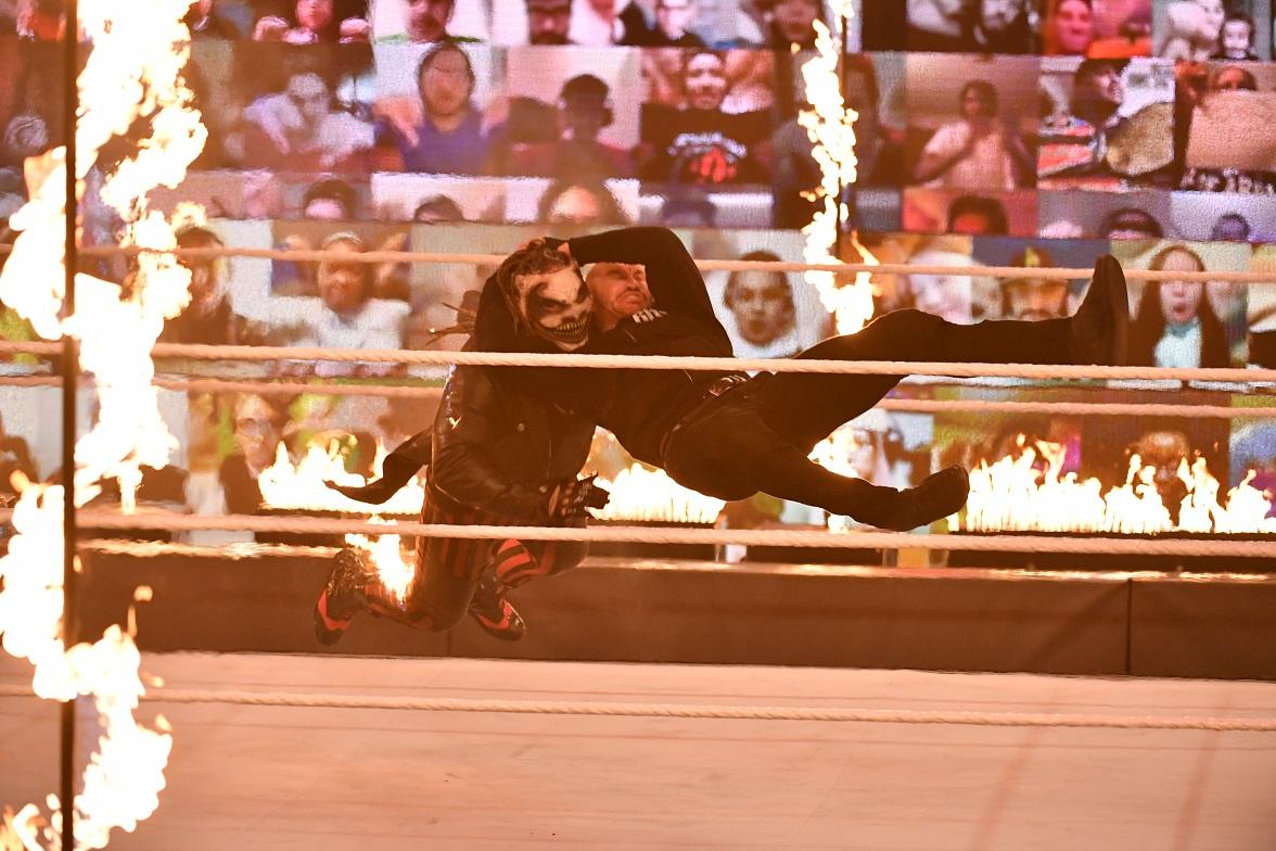 WWE TLC 2020: i risultati del PPV