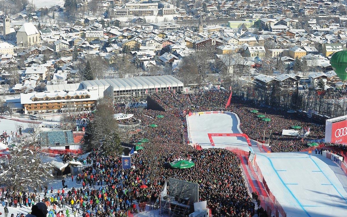 L'Inferno e la Gloria: si corre sulla Streif di Kitzbühel