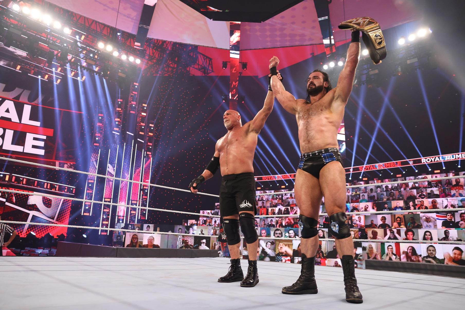 WWE Royal Rumble 2021: i risultati del PPV