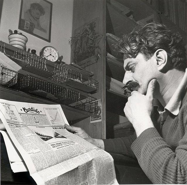 """Guareschi: il """"Mondo piccolo"""" del papà di Don Camillo"""
