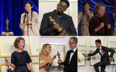 Vincitori premio Oscar 2021