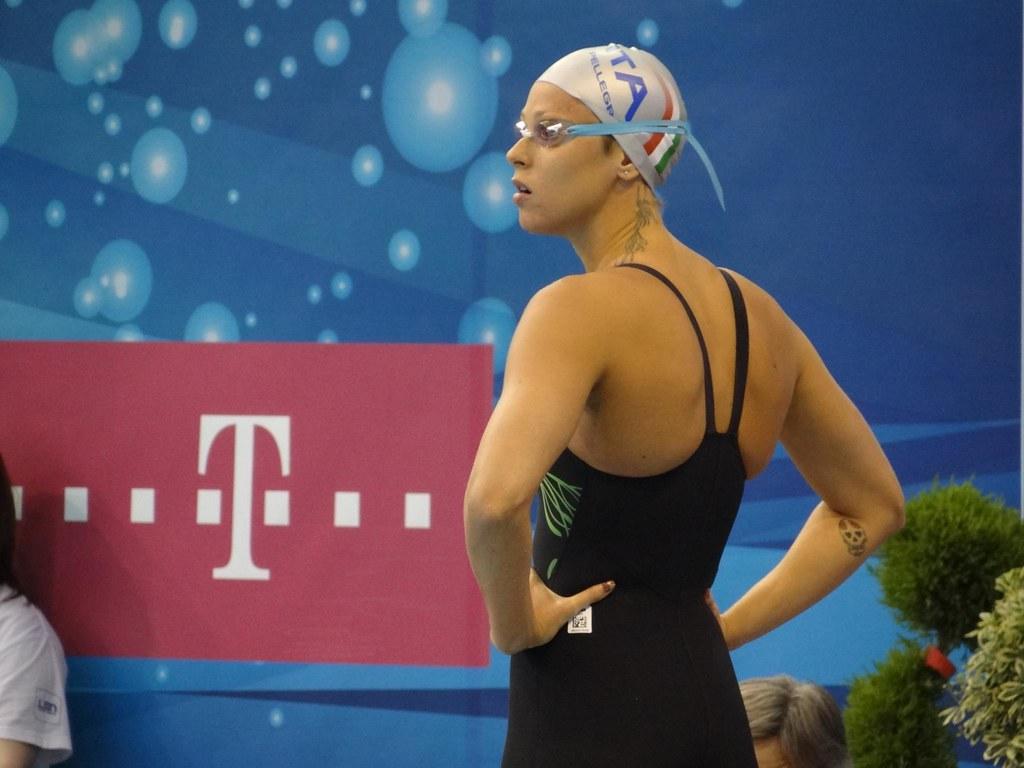 Federica Pellegrini: l'essenza dello sport