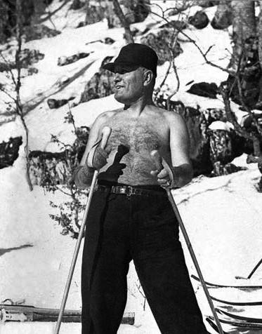 Alpinismo e fascismo: le montagne in camicia nera