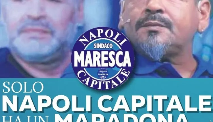 Napoli bianconera: il calcio nelle elezioni comunali
