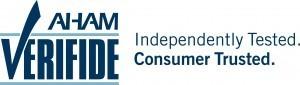 AHAM verified home appliance