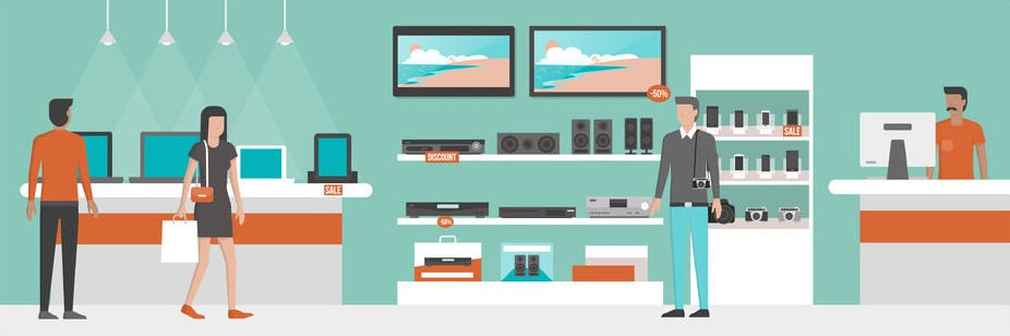 The Wiser Buyer Banner Shopping Electronics and Appliances