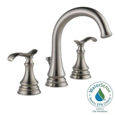Buy Delta 35730LF-SP Kinley Widespread Bathroom Faucet Review by The Wiser Buyer