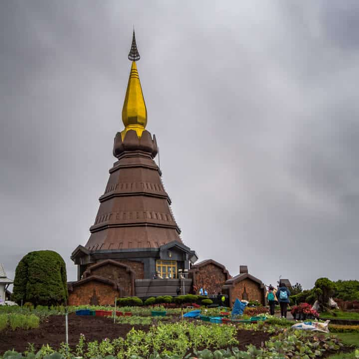 day trip from chiang mai king pagoda