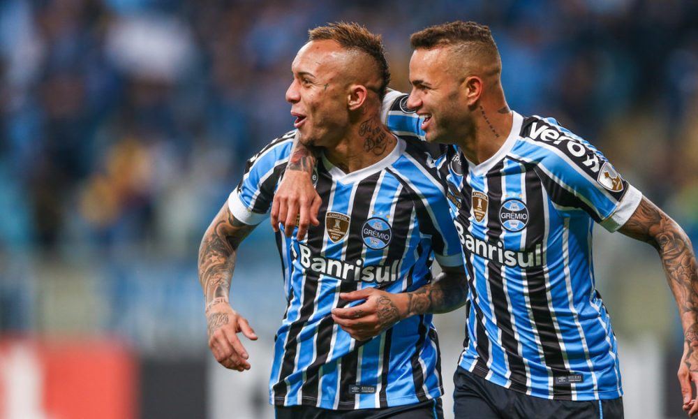 Everton Soares Talks Up Man United Transfer - Thewistle