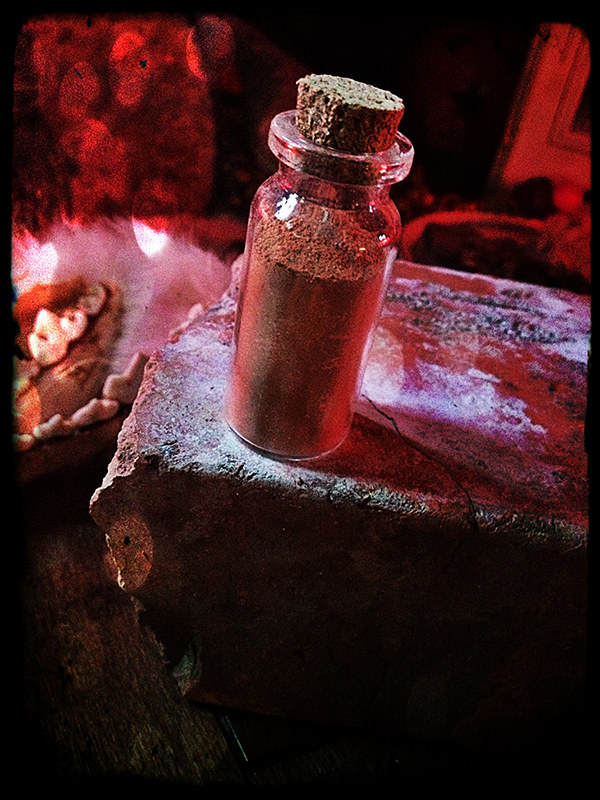 Hoodoo Brick Dust Witchcraft