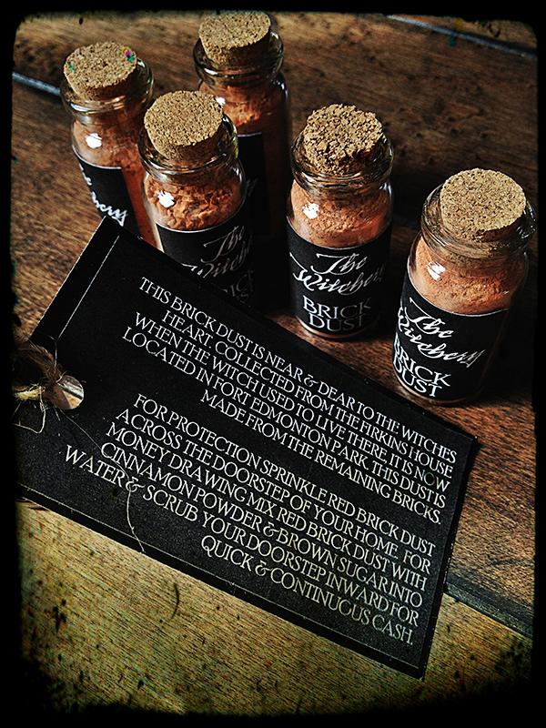 Hoodoo Brick Dust Witchcraft