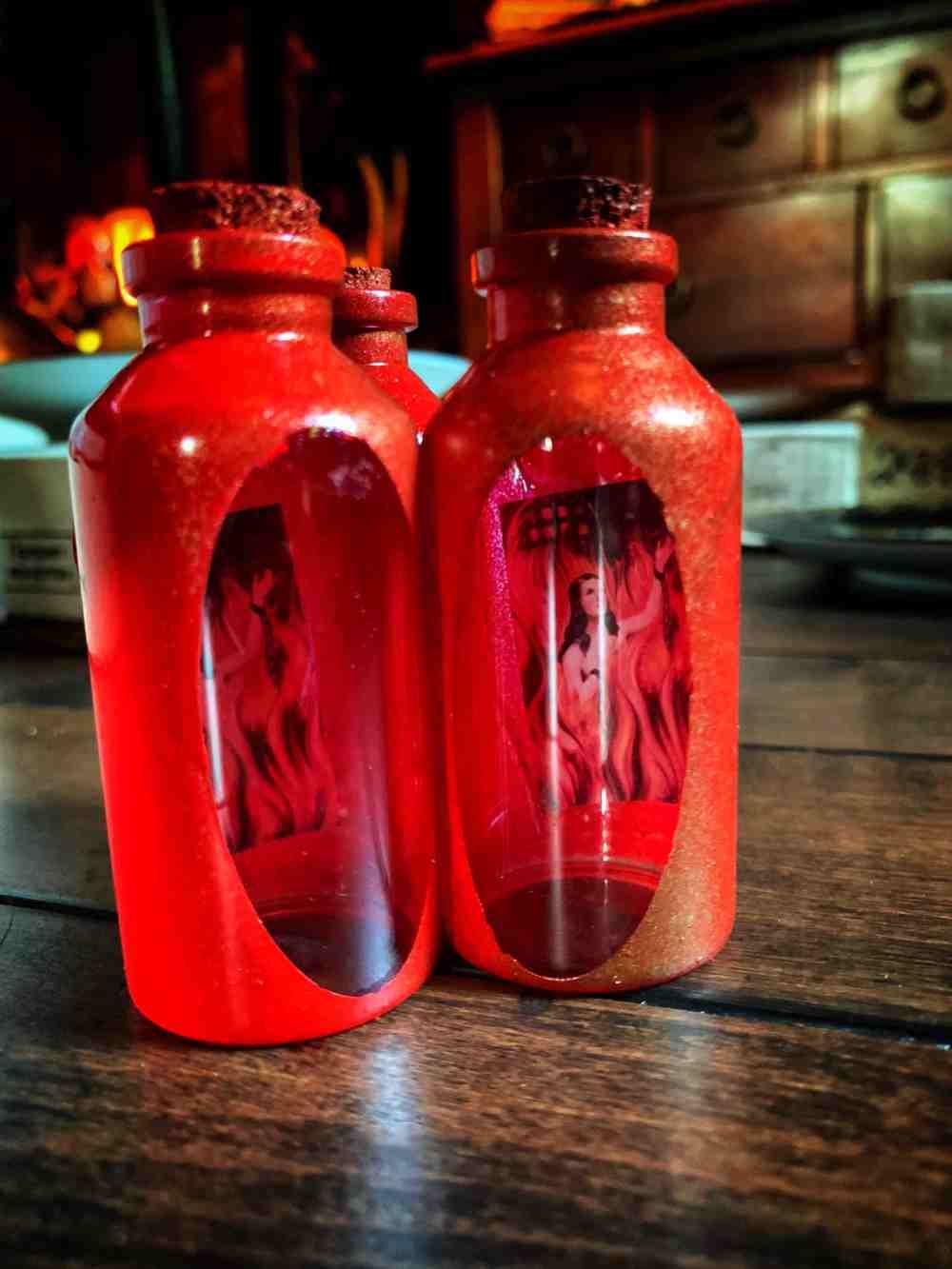Anima Sola (lonely soul) Bottle Spell
