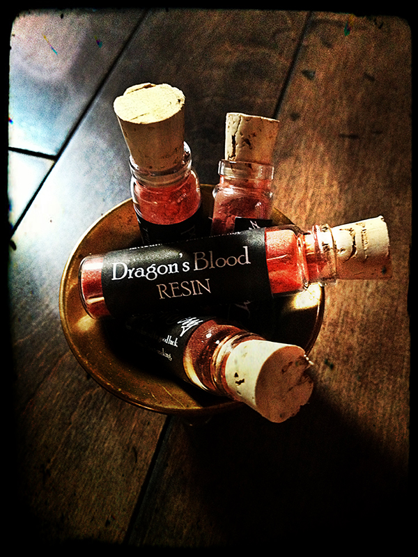 Dragons Blood Resin Incense