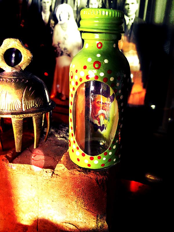 Boss Fix Bottle Spell / Witch Bottle