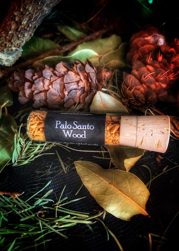 Palo Santo Chip Incense